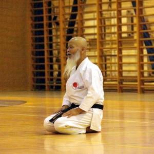 Staż techniczny z Shihan Hideo Ochi 8 Dan, Magdeburg