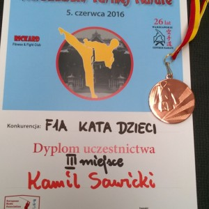 Wracamy z medalami!!!