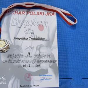 Medale Pucharu Polski JKA zdobyte!