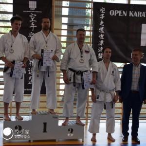 Nasze pierwsze zawody KWF – pełen sukces