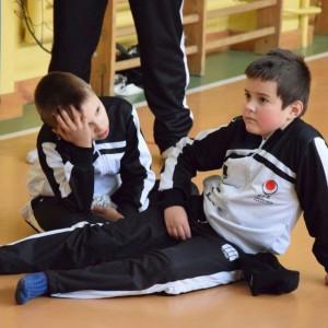 Testy sprawnościowe w ramach kadry klubu