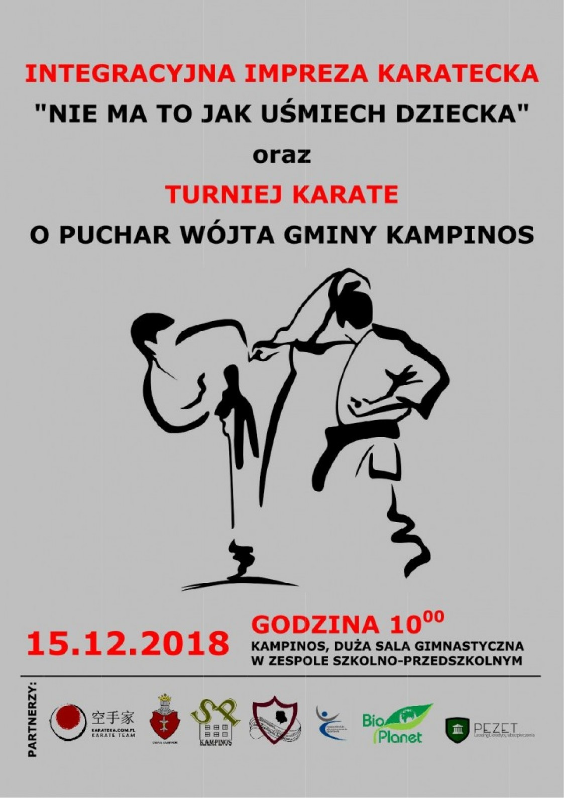 Integracyjna Impreza Karatecka