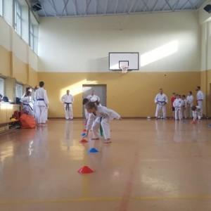 Trening, trening, trening…