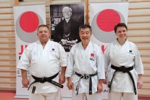Ohta Sensei seminarium