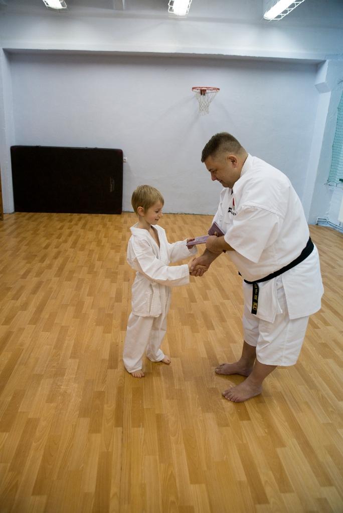 Witamy w Japan Karate Association!