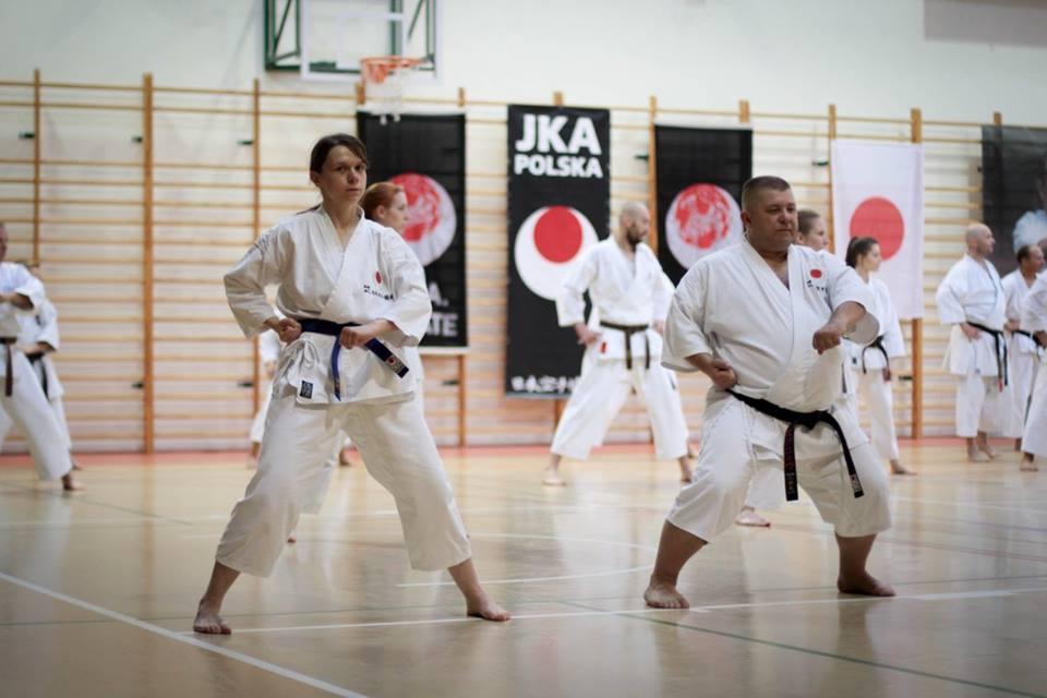 Było świetnie. Sensei Sawada 7 Dan JKA w Polsce!