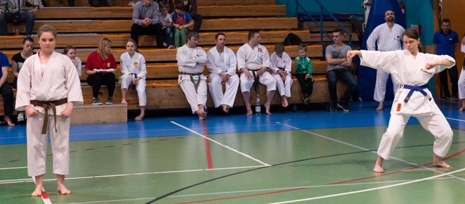 Otwarte Mistrzostwa w Karate – Do o Puchar Burmistrza Grodziska Mazowieckiego.