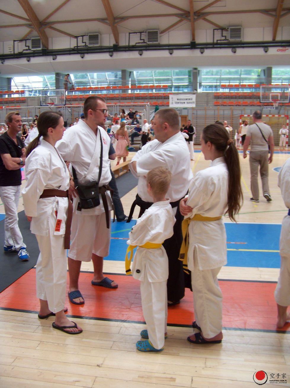 Się działo…Warszawski Turniej Karate