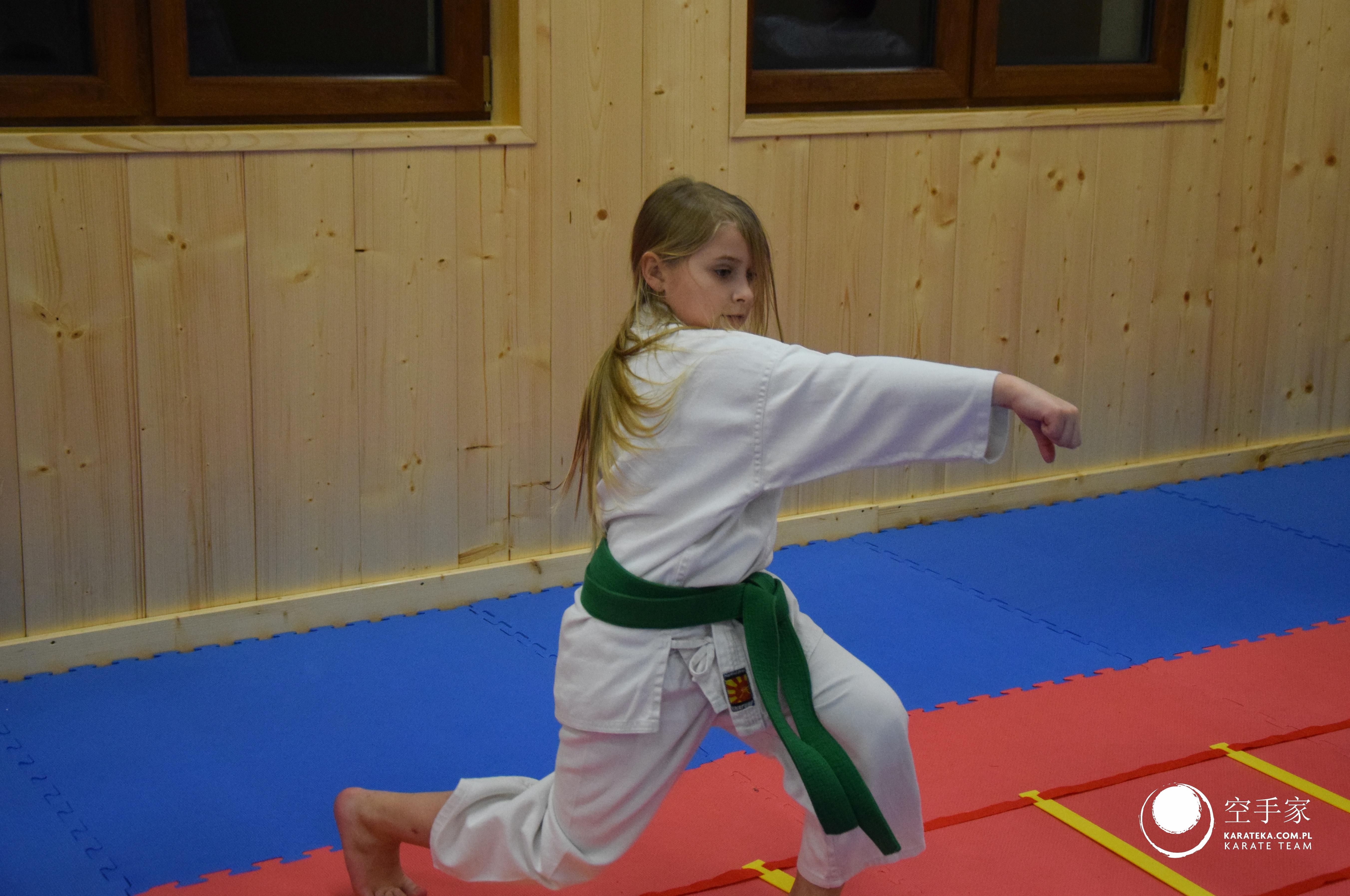 Narty, deska, karate i inne zabawy